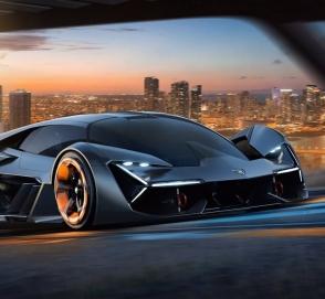 Первый гибридный Lamborghini представят во Франкфурте