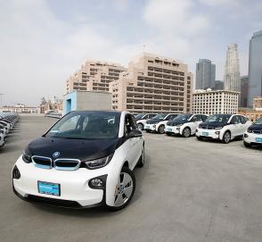 Американской полиции оказались не нужны электрокары BMW