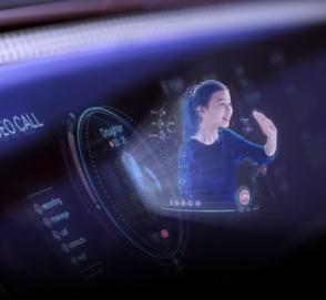 Голограмма жены войдет в оснащение будущих Hyundai