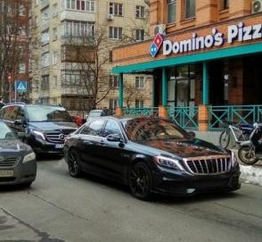 В Украине замечен быстрейший седан на планете