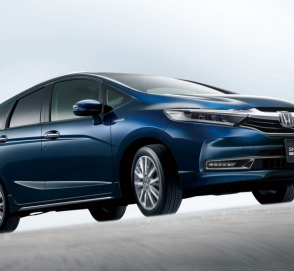 Обновление сделало универсал Honda Shuttle богаче