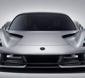Lotus представил гиперкар мощностью 2 тысячи лошадиных сил