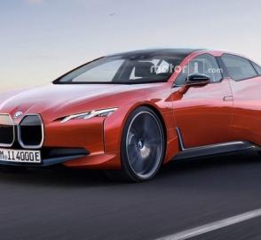 BMW выпустит стильного конкурента Tesla
