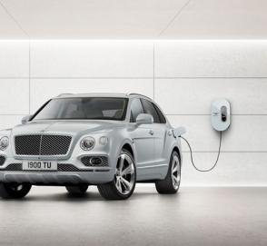 К 2025 году все модели Bentley будут электрифицированы