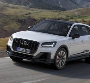 Audi начала европейские продажи 300-сильного кроссовера SQ2