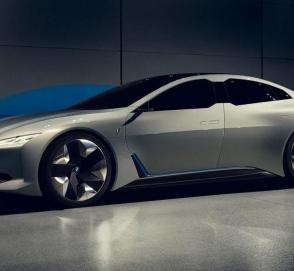 Рассекречены сведения об электрическом седане BMW