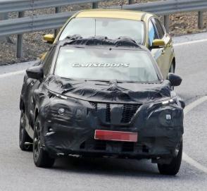 Новый Nissan Juke: первые фото серийной версии