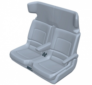 Volkswagen запатентовал автомобильные кресла с большими «ушами»