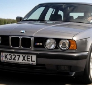 Редчайший универсал BMW M5 с мотором McLaren, о котором никто не знал