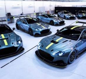 Aston Martin анонсировал выход новых Vanquish AMR Pro и Volante