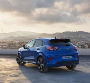 Ford представит доступный заряженный кроссовер