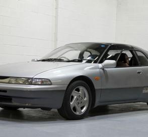 Редкую Subaru SWX продают за 10 тысяч долларов