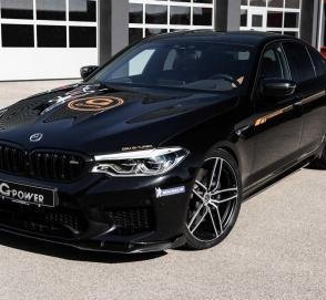 G-Power сделал 789-сильный BMW M5