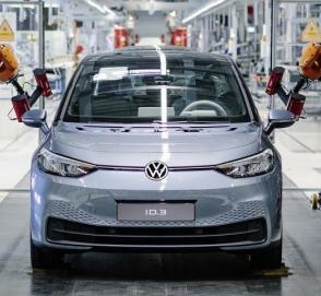 Глава Volkswagen: выпускать ID.3 оказалось гораздо дешевле, чем Golf