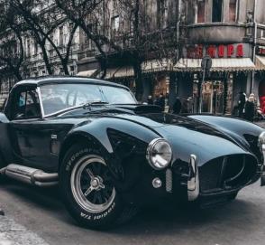 В Украине заметили легендарный Shelby Cobra 427