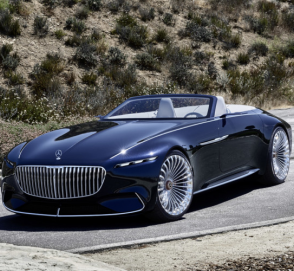 Mercedes представил роскошный кабриолет