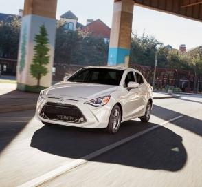 Toyota Yaris может покинуть рынок
