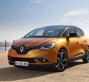 Renault может отказаться от Scenic в пользу внедорожников