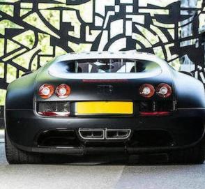 Новый топливный бак для Bugatti Veyron стоит как новая Audi S3