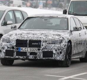BMW должна показать новую M3 в сентябре 2019 года