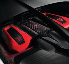 Bugatti готовит к Женевскому моторшоу самый мощный Chiron