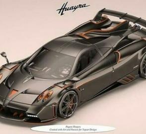 Pagani готовит самую сумасшедшую версию гиперкара Huayra