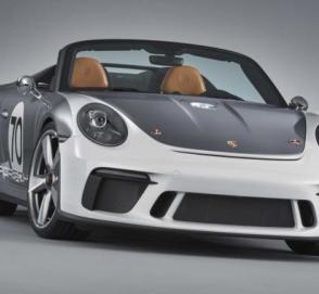 Porsche готовит «хардкорный» кабриолет