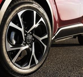 Toyota представит совершенно новый кроссовер