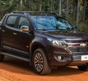 Chevrolet готовит конкурента для Fiat Toro и VW Tarok