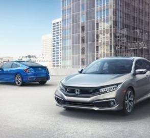 Новую Honda Civic рассекретили в США