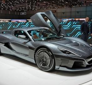 Porsche привлечет сотрудников компании Rimac для создания электрокаров