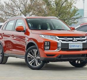 Обновленный Mitsubishi ASX вышел в продажу