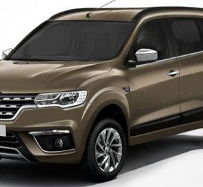 Внедорожный Renault Triber представят 19 июня