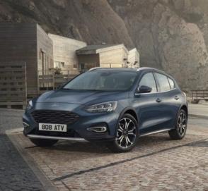 Продажи модели Ford Focus в Европе бьют рекорды