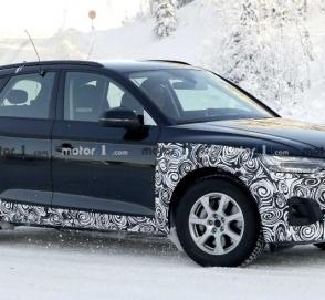 Audi вывела на тесты обновленный Q5
