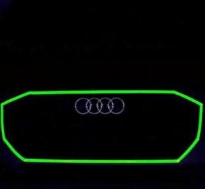 Audi частично рассекретила кроссовер Q8