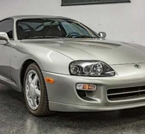 Новую Toyota Supra 1998 года выставили на продажу