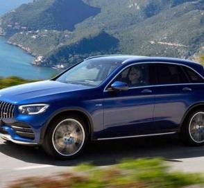 Немцы представили новый Mercedes-AMG GLC 43