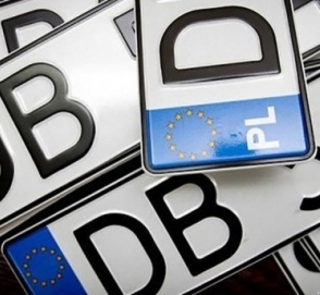 В Украине «потерялось» около 60 тысяч транзитных «евроблях»
