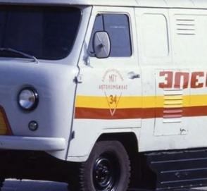 В Сети показали электромобиль 1980 года, построенный на базе «Буханки»