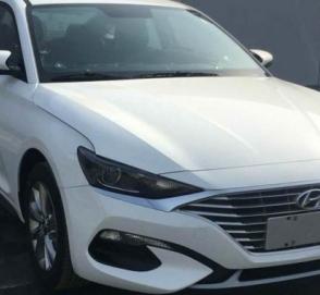 Серийный седан Hyundai Lafesta получил два варианта декора и два турбодвигателя