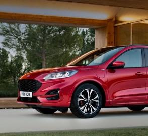 Ford Kuga отметился наивысшим рейтингом безопасности