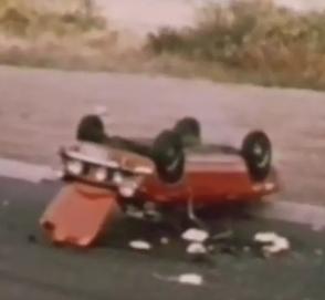 Как выглядели аварии на Нюрбургринге в 1970-х