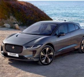 «Лосиный тест» выявил неожиданную проблему Jaguar I-Pace