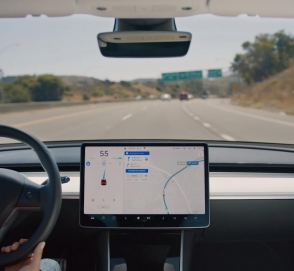 Илон Маск рассказал о новых возможностях автопилота Tesla