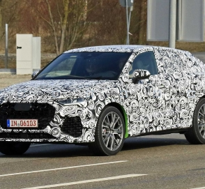 Новый кроссовер Audi Q3 Sportback дебютирует в июле