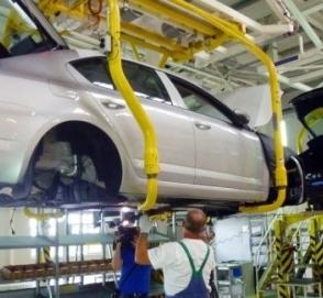 Автопроизводство в Украине продолжает падать