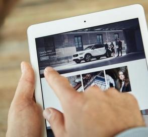 Volvo отговаривает людей от покупки своих автомобилей