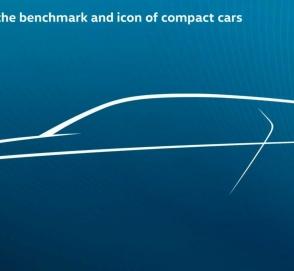 Volkswagen показал тизер нового Golf