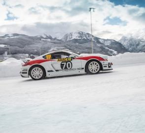 Porsche показала новый раллийный автомобиль